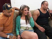 Lindsay Layne on gangbangsquad