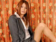 Office Lady Makoto Nanase on shemalejapantbms