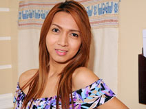 Samantha makes her first appearance! on mobile.ladyboy-ladyboy