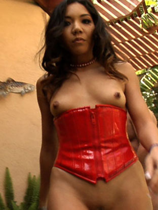 Mya Luanna & Keeani Lei on trannyseducers