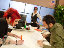 Scantron Vag-A-Thon on mobile.burningangel