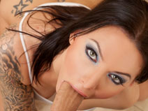 Juelz Ventura POV on mobile.burningangel