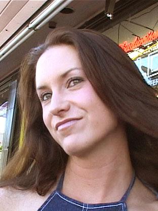 Leah Stevenson on gangbangsquad