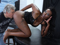 Imani Seduction on meanbitchestbms