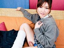 Horny Schoolgirl Mai Ayase on shemalejapantbms