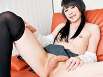 Slutty Schoolgirl Koyuki on shemalejapantbms