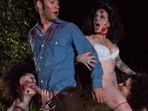 Fucking The Evil Dead! on burningangeltbms