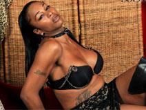 Kinky Miss Mink on blacktgirlstbms