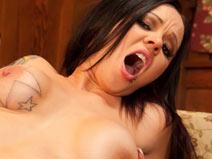 Striptease Anal Fuck! on burningangeltbms