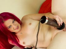 Hot, Hotter, Vanessa Slaughter on shemaleyumtbms