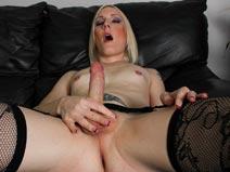 Beautiful Christina Skyee on shemaleyumtbms