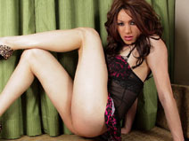 More of Sexy Melissa on shemaleyumtbms