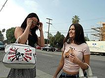 Lindsay Kay & Vanessa Lynn on pinkvisualpad