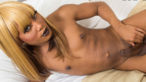 The Return Of Kendra on blacktgirlstbms