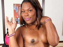 Roxxie Rose on blacktgirlstbms