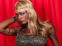 Paris Foxx (aka Cassandra) on blacktgirlstbms