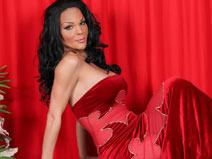 Hot Latin Tgirl Eva Is Back! on shemaleyumtbms