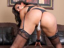 Beautiful Latina Jaquelin Braxton! on shemaleyumtbms