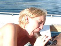 Lanie on bangboat