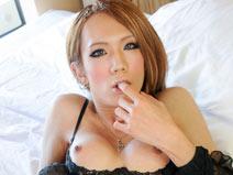 Stunning Shion Suzuhara! on shemalejapantbms