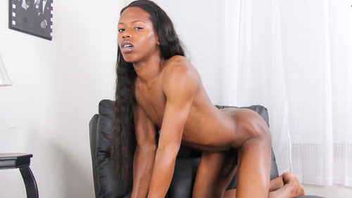 Black Beauty Ariel Smith! on blacktgirlstbms