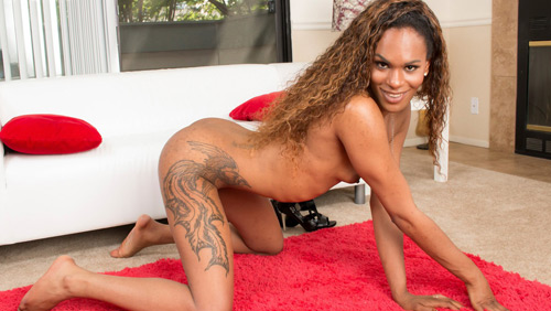 The Return Of Becca Fatale! on blacktgirlstbms