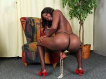 Sexy Newcomer Aakosha! on blacktgirlstbms