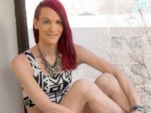 Sexy Brooke Zanell Is Back! on shemaleyumtbms