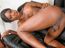 Welcome Sexy Transgirl Vixxen Jasel! on blacktgirlstbms