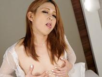 Natsumi in white! on shemalejapantbms