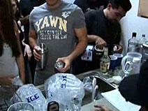 Skanks-giving Fuckfest on collegewildparties