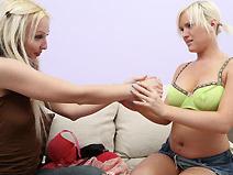 Naomi Cruise & Zoe Matthews on herfirstlesbiansex