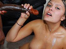brothas Vanessa lynn insane cock