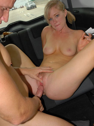 Naomi Cruise on backseatbangers