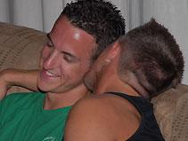 Christian Cline & Steven Carmichael on malespectrumpad