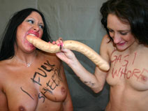 Lipstick Lesbians on pinkvisualpad