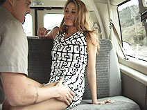 Samantha on backseatbangers