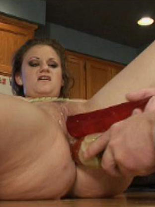 Kitchen Anal Sex on pinkvisualpass