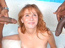 Laila Mason on blackcockswhitesluts