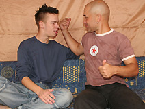 Renato & Gebo on malespectrumpad