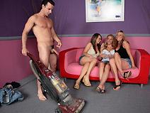 Vacuum Salesman on cfnmmax