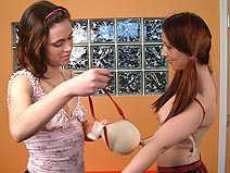 Jacquelin & Alyssa Reece on ipinkvisualpass