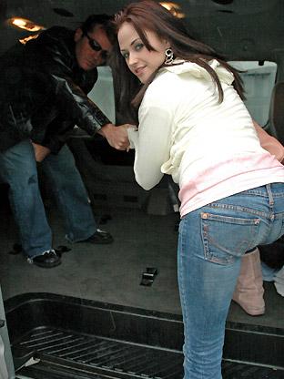 Sindee Jennings - V2 on backseatbangers