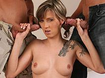 Angelina Sweet on pinkvisualpad