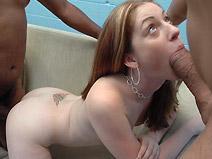 Ihre erste große Schwanzfolge, Ebay nackt