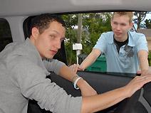 Tristan & Sebastian on malespectrumpad