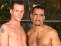 Manny & Tyson on gayblinddatesex