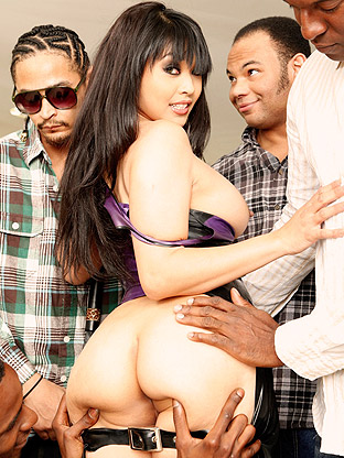 Mika Tan on orgysexparties