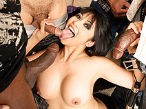 Mika Tan on gangbangsquad