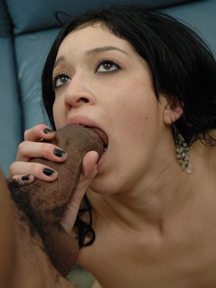 Melissa Martinez - V2 on herfirstbigcock
